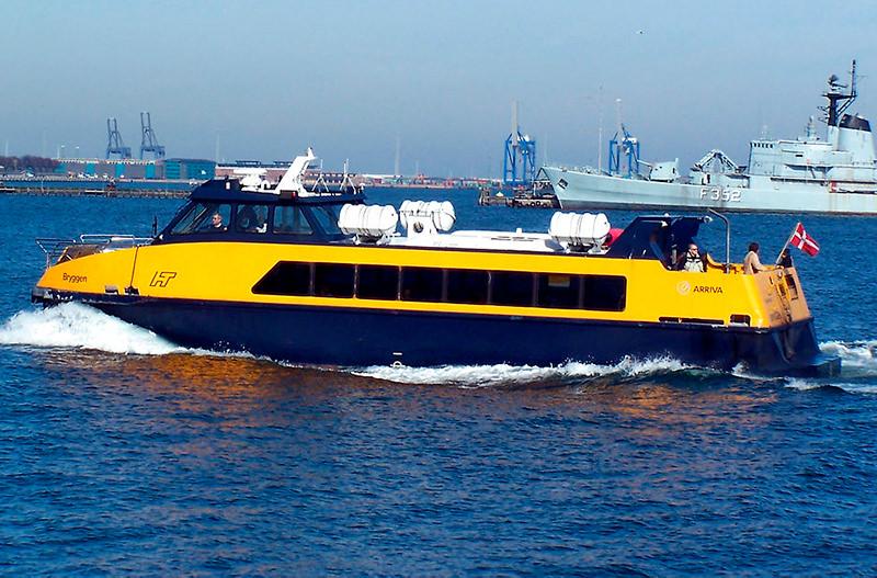В Копенгагене запустят экологичные водные трамваи