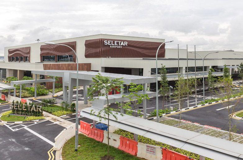 Второй аэропорт Сингапура будет принимать регулярные рейсы
