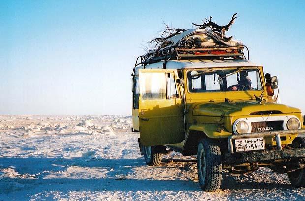 Белую пустыню в Египте внесут в список наследия ЮНЕСКО