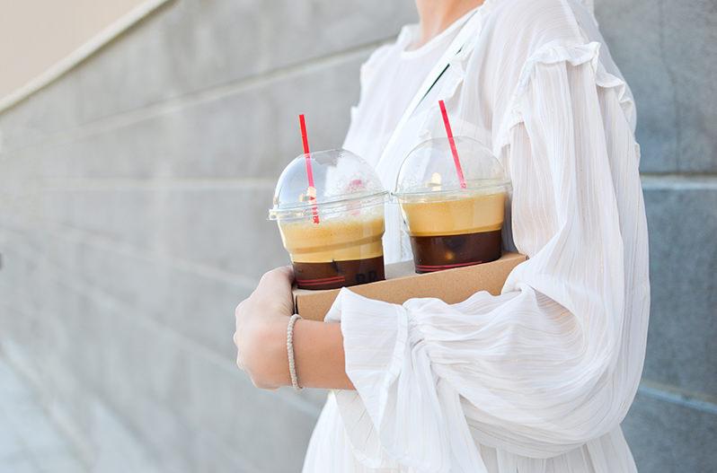 IBM хочет изобрести дрон, разносящий кофе