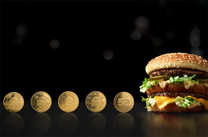McDonald's пустит в оборот собственную монету