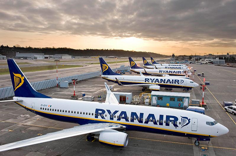 Ryanair открыл продажу билетов на рейсы Air Malta