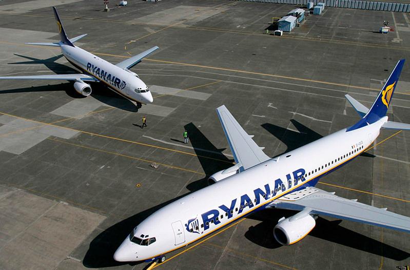 Ryanair устроил распродажу на билеты в обе стороны