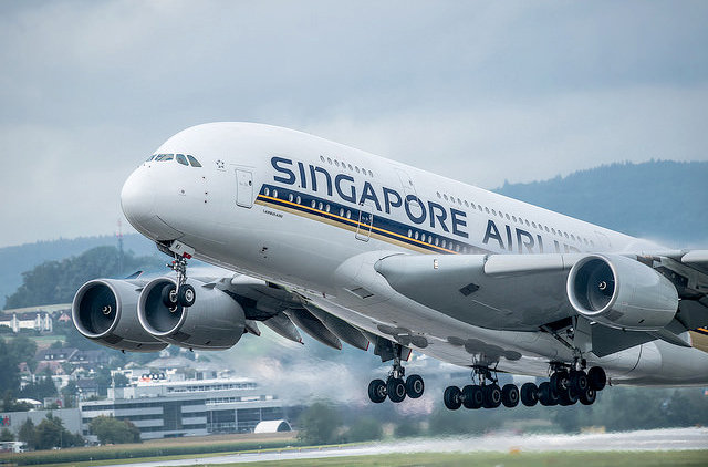 Singapore Airlines запустил программу лояльности на основе блокчейна