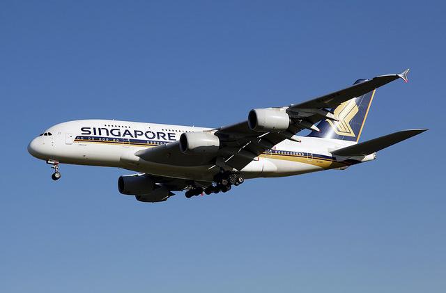Singapore Airlines запустит оздоровительную программу для пассажиров