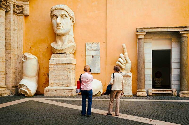 В Италии отменили бесплатный вход в музеи