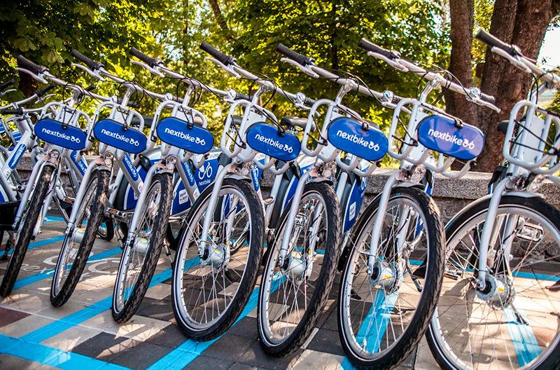 В Одессе и Виннице появится городской прокат велосипедов
