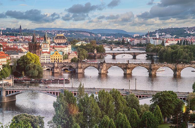 В Праге выпустят скидочную карту для туристов