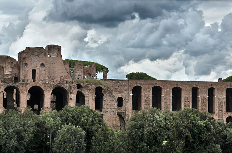 В Риме открылся маршрут по Палантинскому холму