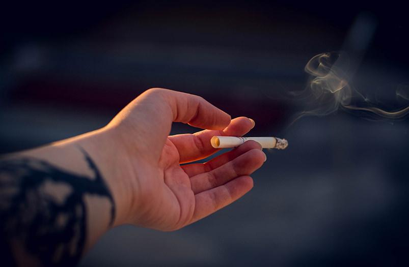 В Роттердаме появятся улицы для некурящих