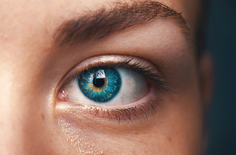 В Сингапуре будут сканировать сетчатку глаз путешественников