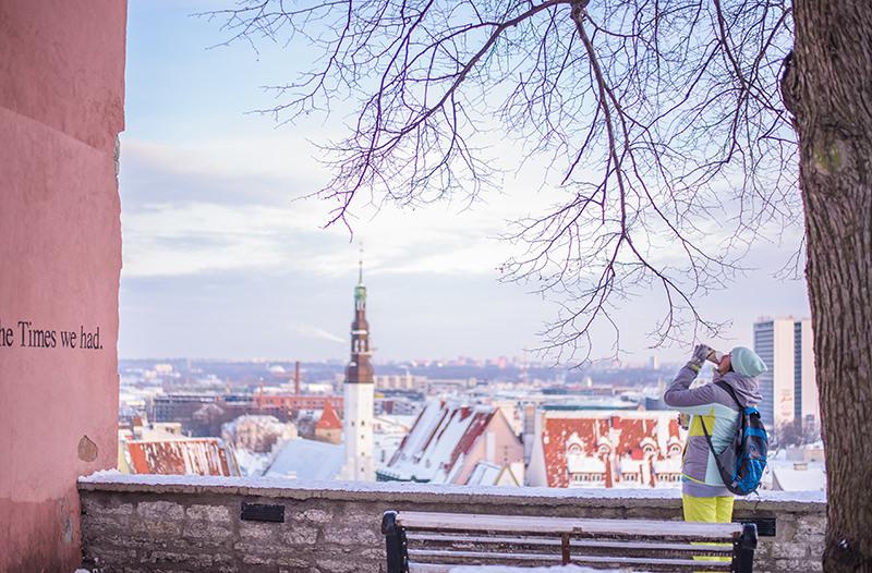 В Таллине хотят ввести налог с туристов