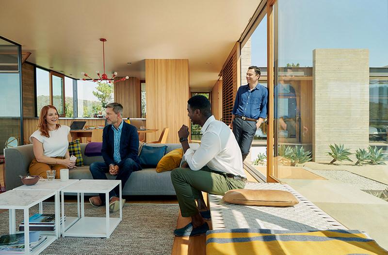 Airbnb расширяет возможности для бизнес-путешественников