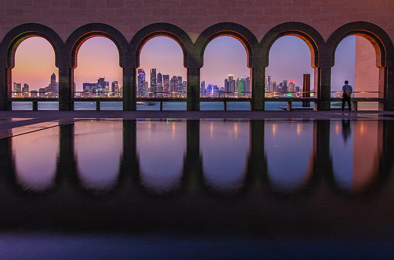 Катар стал самой открытой страной Ближнего Востока