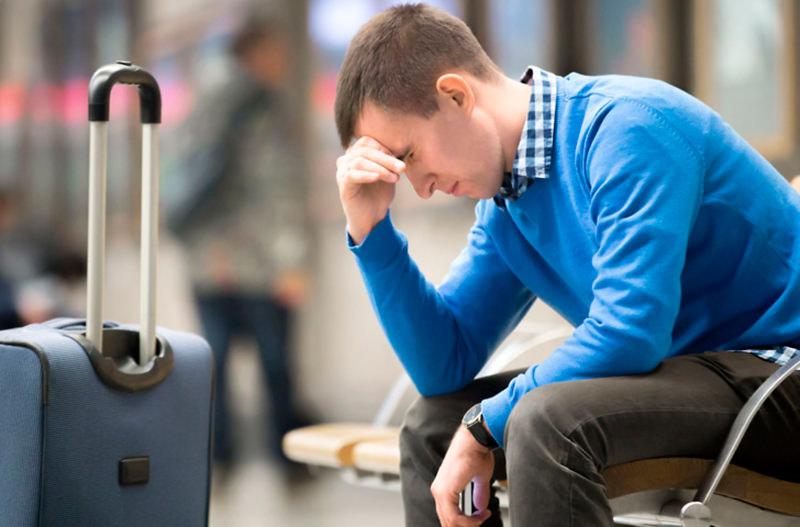 Названы авиакомпании, которые часто задерживают рейсы
