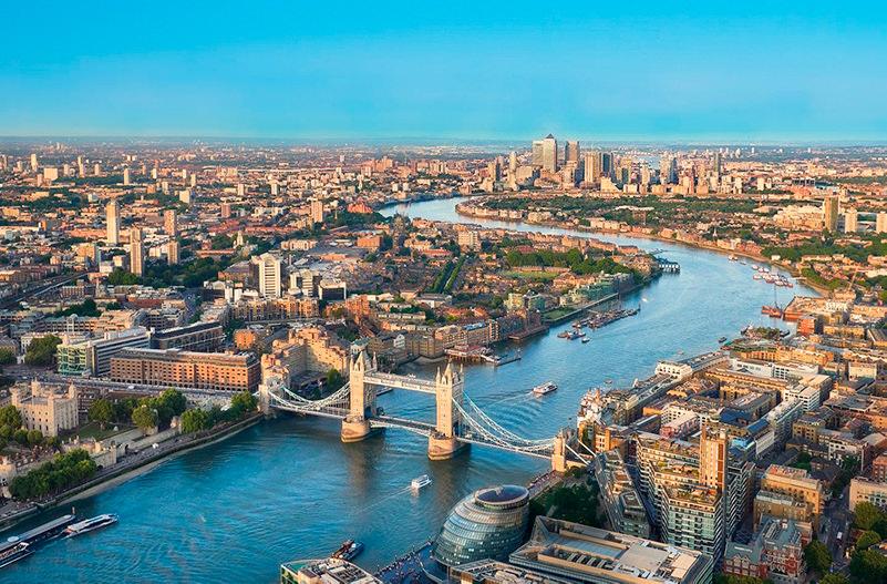 Названы лучшие смотровые площадки Европы