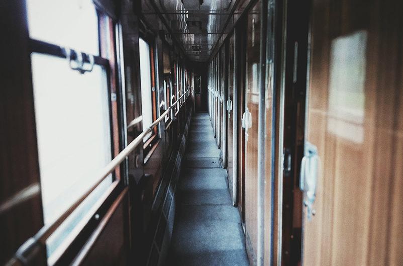 Пассажиры поезда четырёх столиц будут проходить таможенный контроль на вокзале Киева