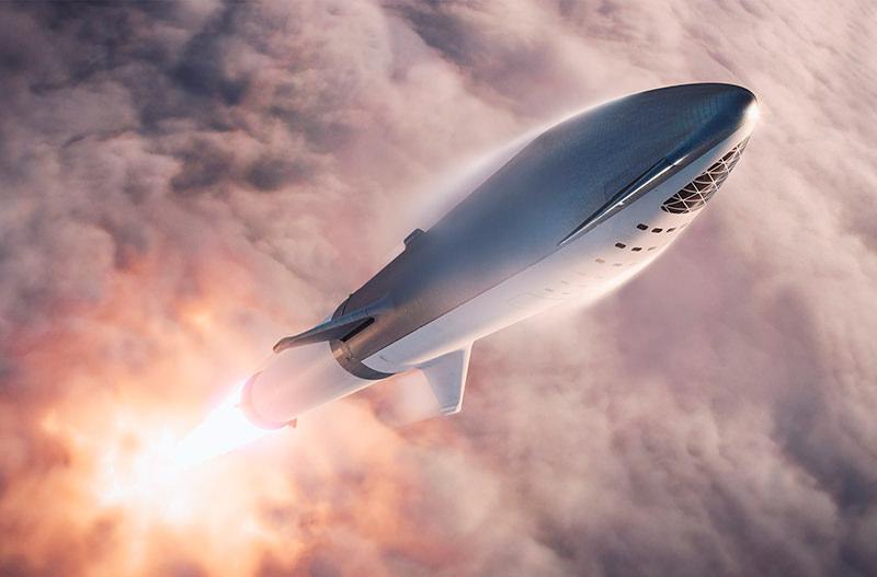Первым космическим туристом станет японский миллиардер