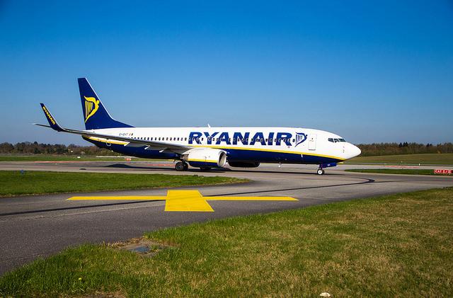 Ryanair начнёт выполнять полёты из Херсона