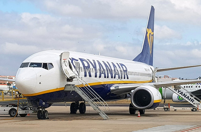 В аэропорту Борисполь откроют отдельный терминал для Ryanair