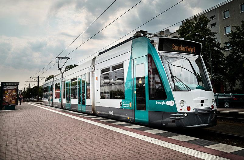 В Германии запустят беспилотный трамвай