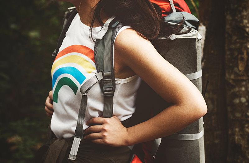 В США придумали рюкзак, который генерирует воду из воздуха