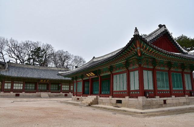 Вход в дворцы Сеула сделают бесплатным на несколько дней