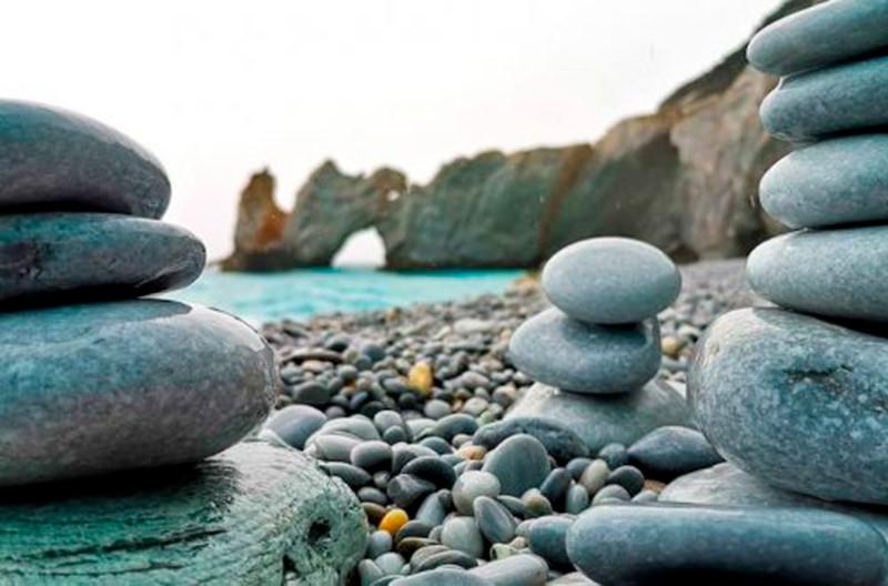За вынос гальки с пляжа на греческом острове будут штрафовать на 1000€