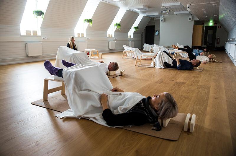Работодатели Финляндии разрешают спать на работе