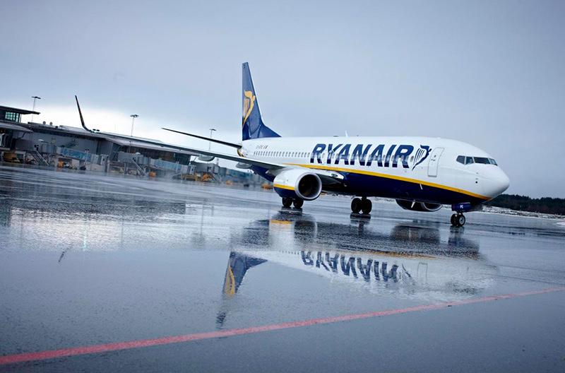 Ryanair закроет базы в аэропортах Эйндховена и Бремена