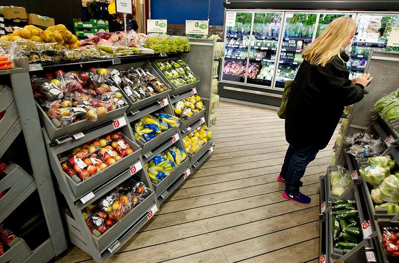 В Дании хотят маркировать продукты по уровню воздействия на окружающую среду