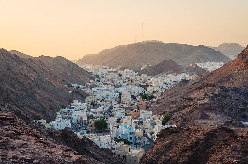 Виза в Оман подешевела