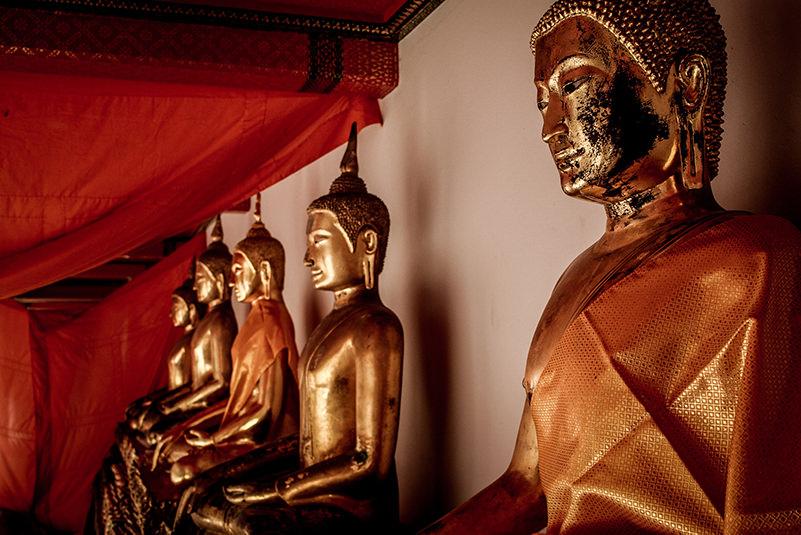 Вход в Храм лежащего Будды в Бангкоке подорожает