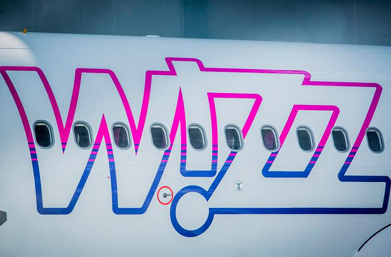 Wizz Air изменил сроки бесплатной онлайн-регистрации