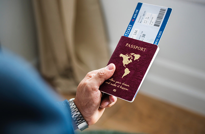 Японский паспорт стал самым влиятельным в мире