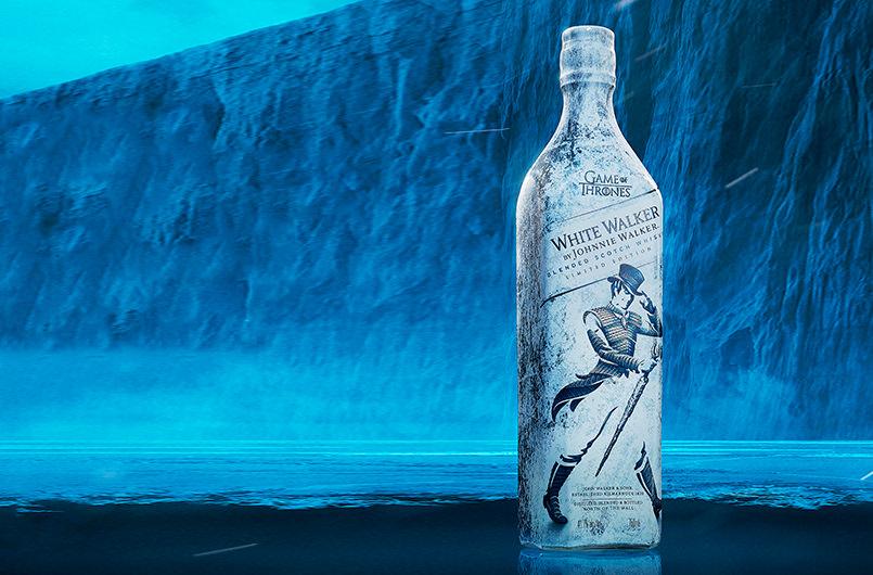 Зима близко: создан виски по мотивам Игры Престолов