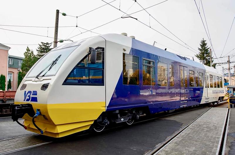 Укрзалізниця показала официальное расписание экспресса Киев-Борисполь