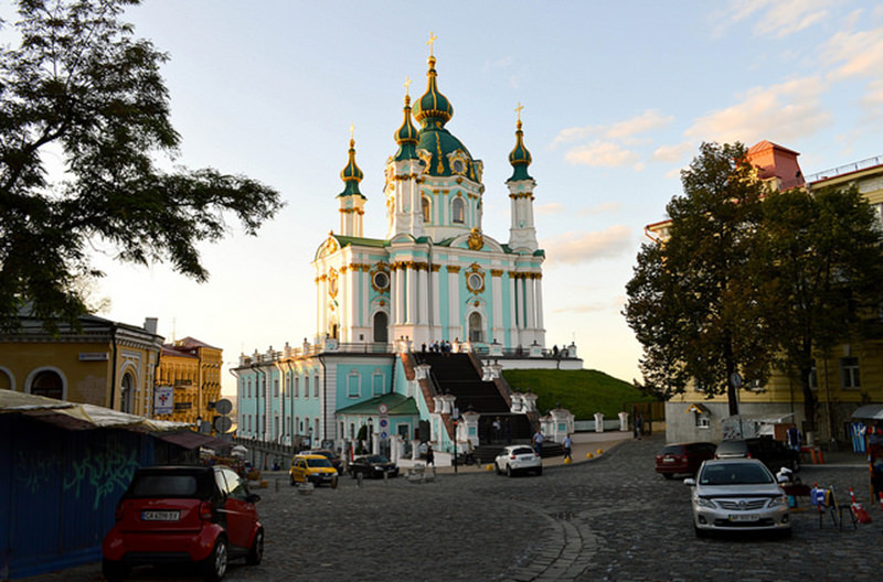 В Киеве появился смарт-маршрут для туристов