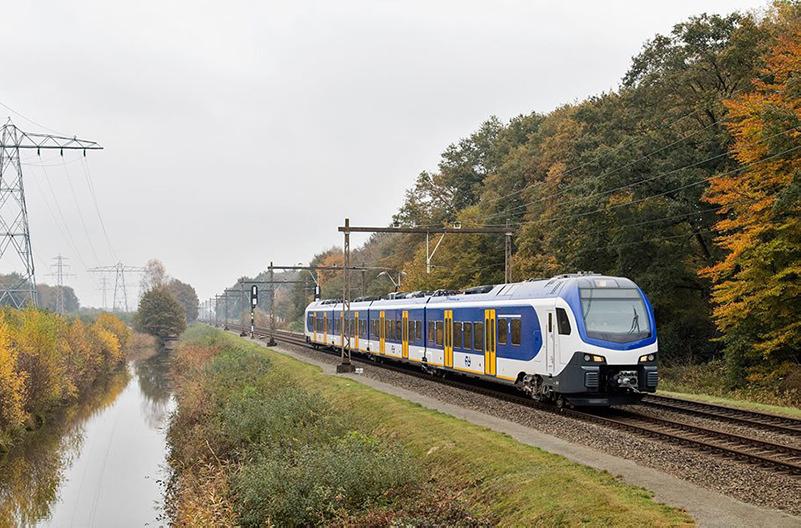 В Нидерландах разрабатывают поезда для коворкинга