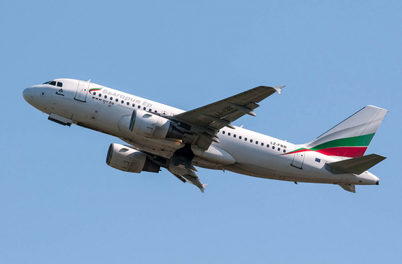 Bulgaria Air временно не будет летать в Украину