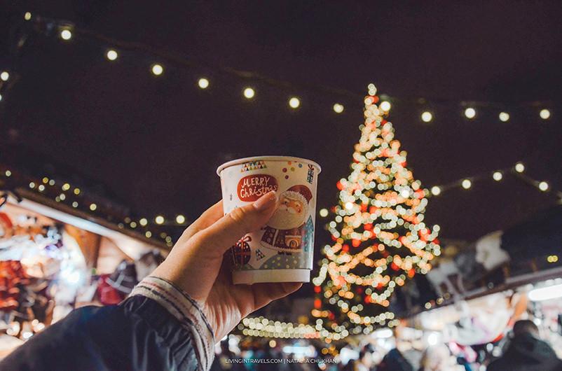 Определена лучшая рождественская ярмарка Европы