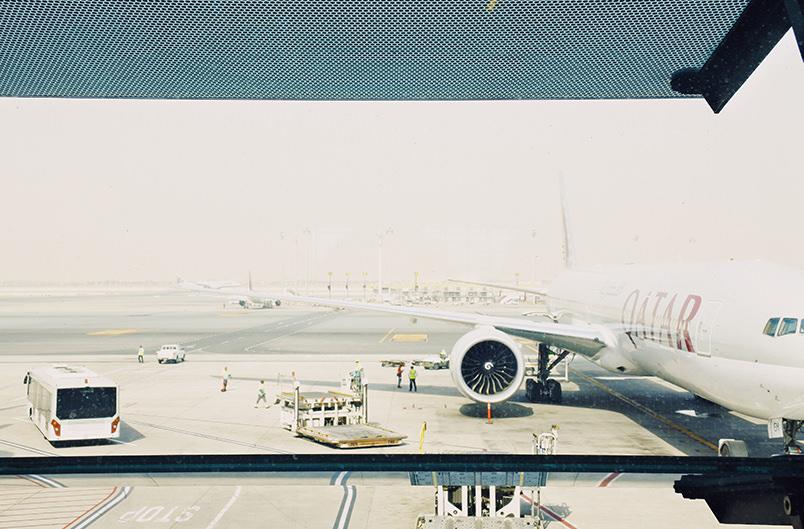 Qatar Airways устроил распродажу билетов из Украины