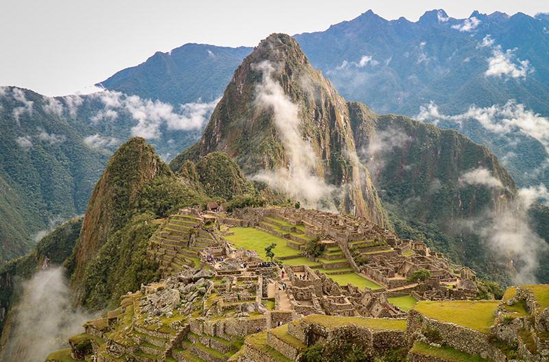 Вход в Мачу-Пикчу снова ограничили