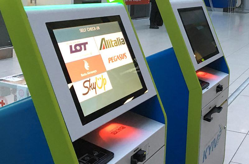 Пассажиры SkyUp могут самостоятельно пройти регистрацию в аэропорту