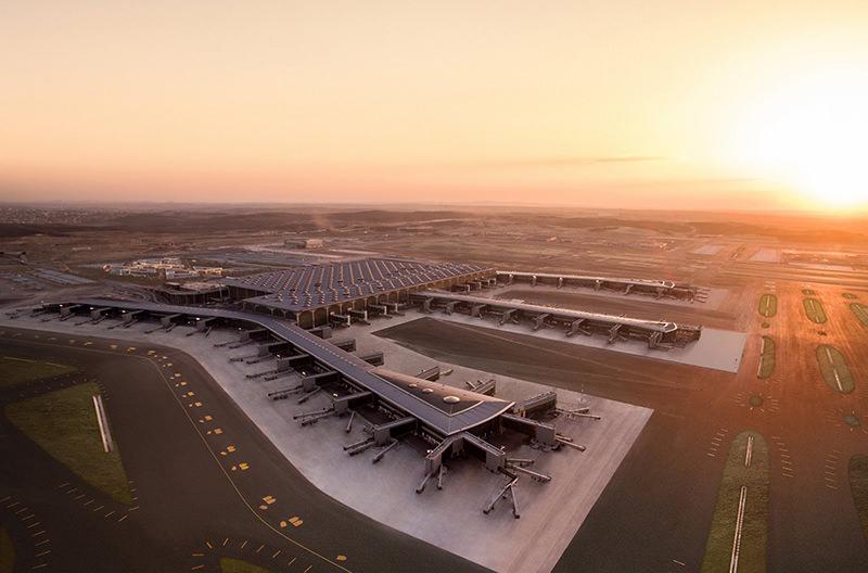 Перенос рейсов в новый аэропорт Стамбула отложили до апреля