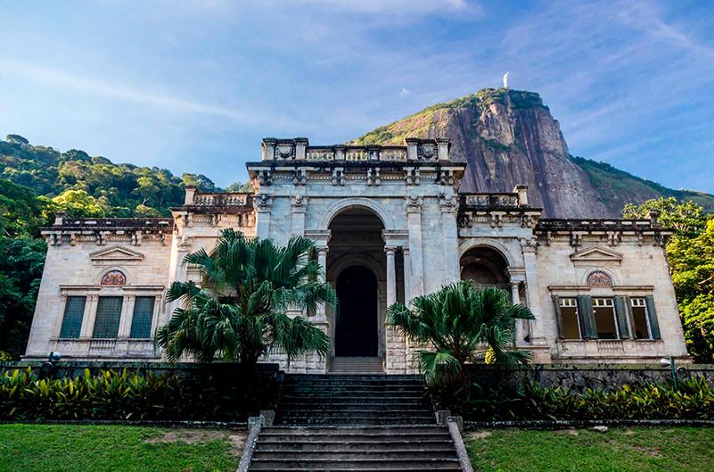 Рио-де-Жанейро выбрали столицей архитектуры