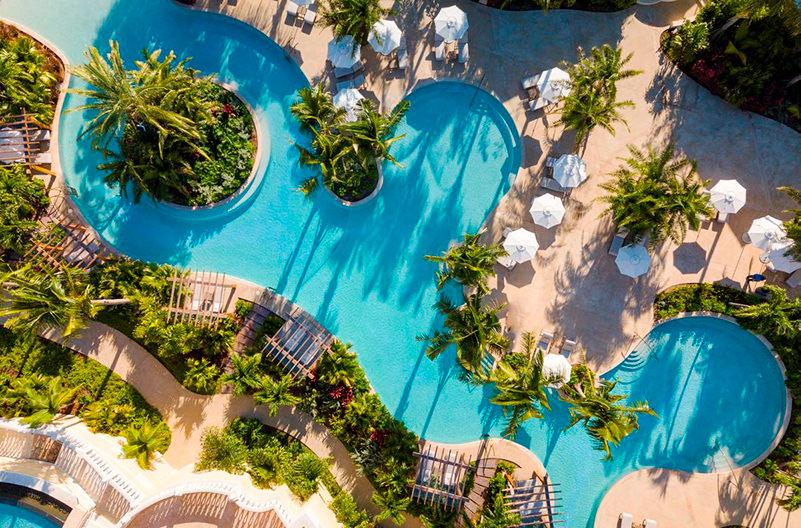 Выбраны самые романтические отели