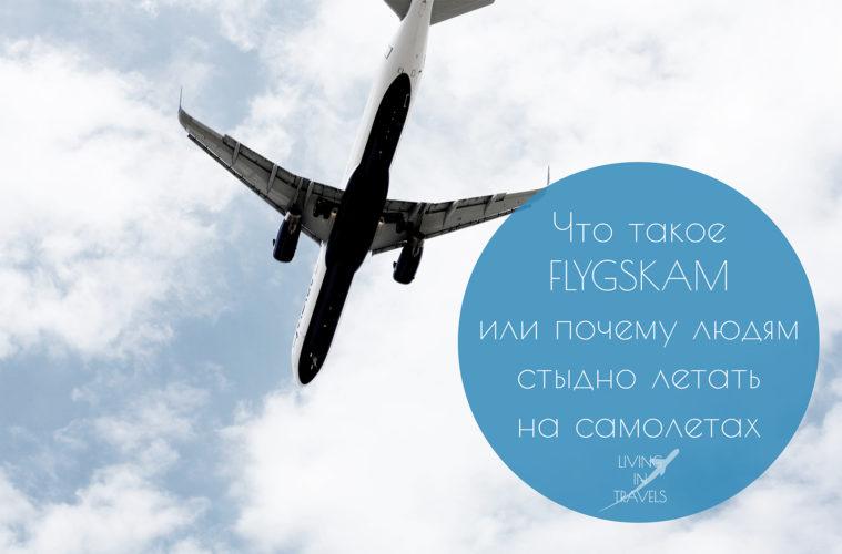 Что такое Flygskam или почему людям стыдно летать на самолетах