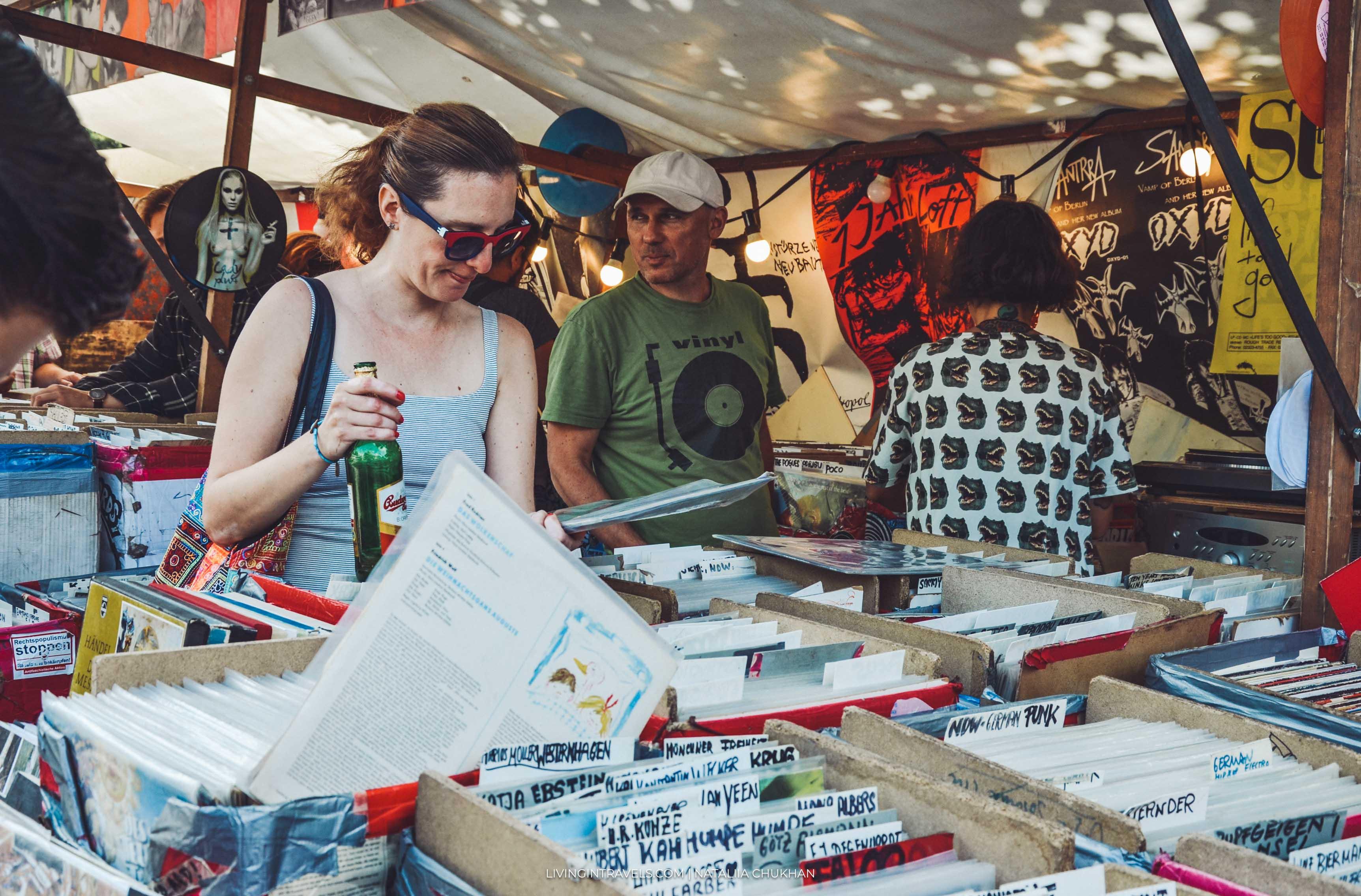 Мини-гайд по блошиным рынкам Берлина
