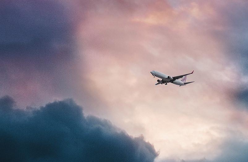 Названы авиакомпании, которые меньше всего загрязняют природу